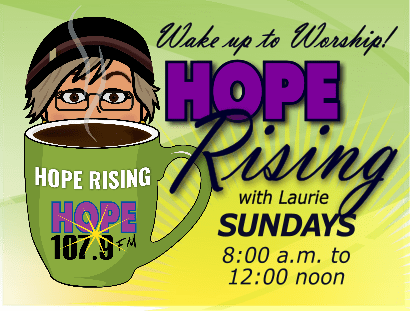 How to Listen Christian Music | Hope 107 9 FM | Bringing Hope to Life